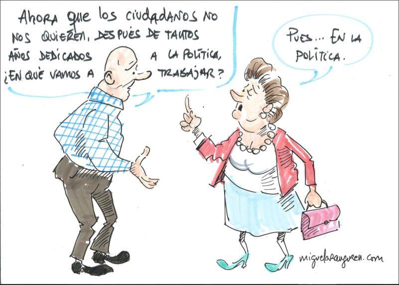 CONTRA POLITICOS