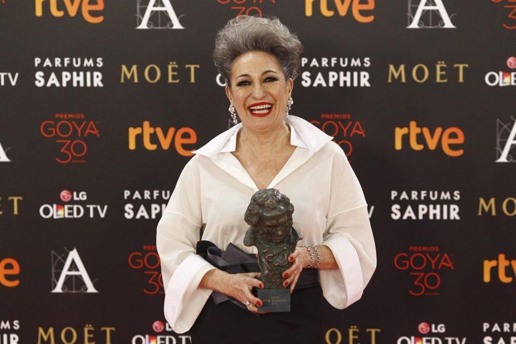 Luisa Gavasa La Novia Goyas 2016