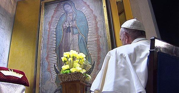 papa-francisco-reza-silencio-ante-imagen-virgen-de-guadalupe