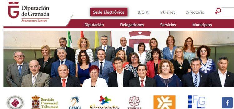Diputacion de Granada concurso