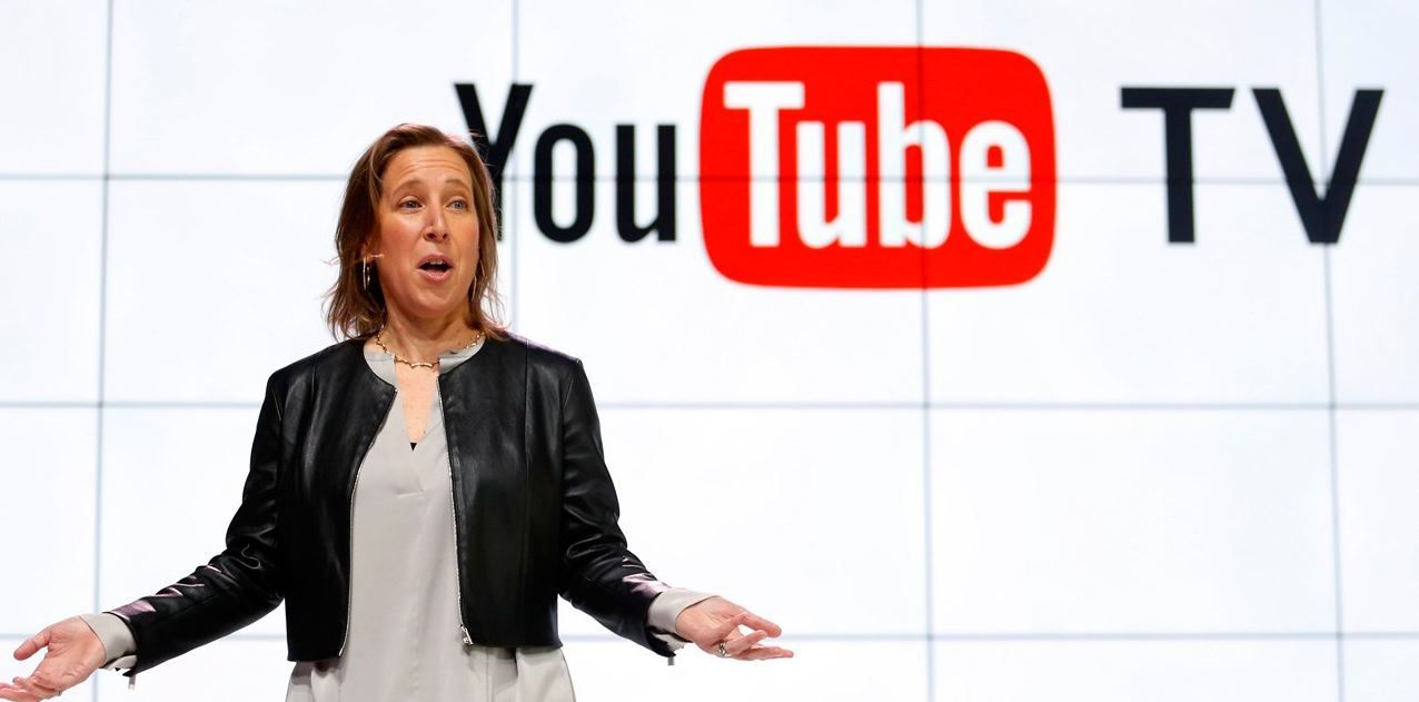 Susan Wojcicki-Youtube