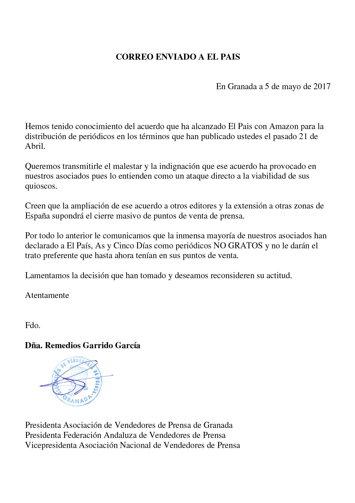 comunicado-libreros-ElPais
