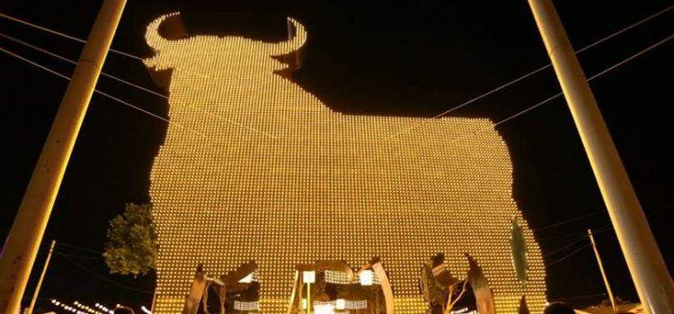 Toro de Osborne Feria