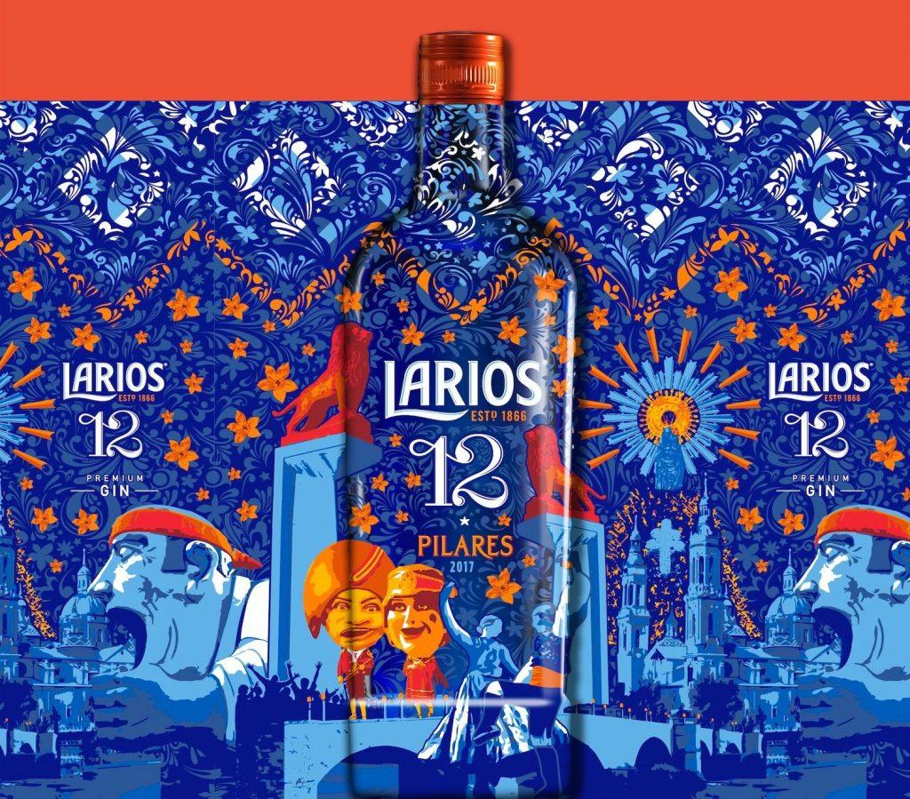 Larios 12_Pilares 2017