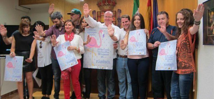 campaa flamencos