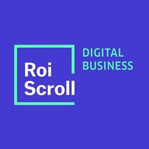 ROI SCROLL Logo