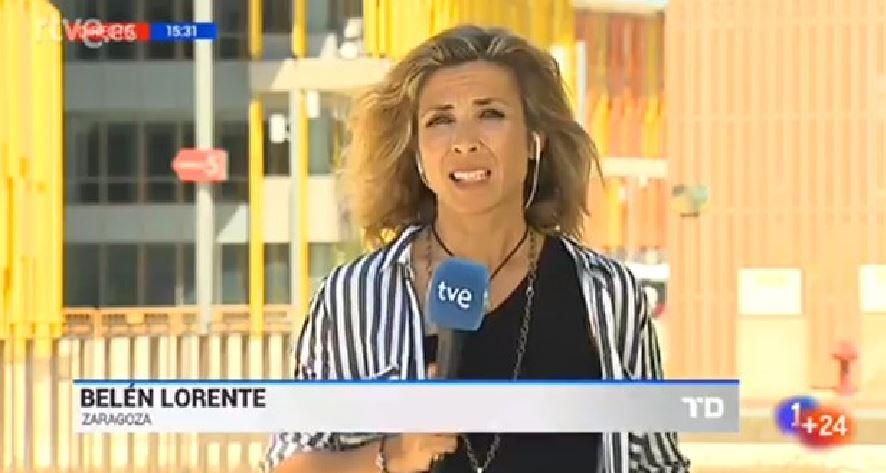 BelénLorente-TVE