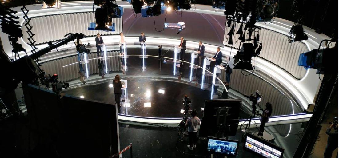 DebateAocho-AragónTV