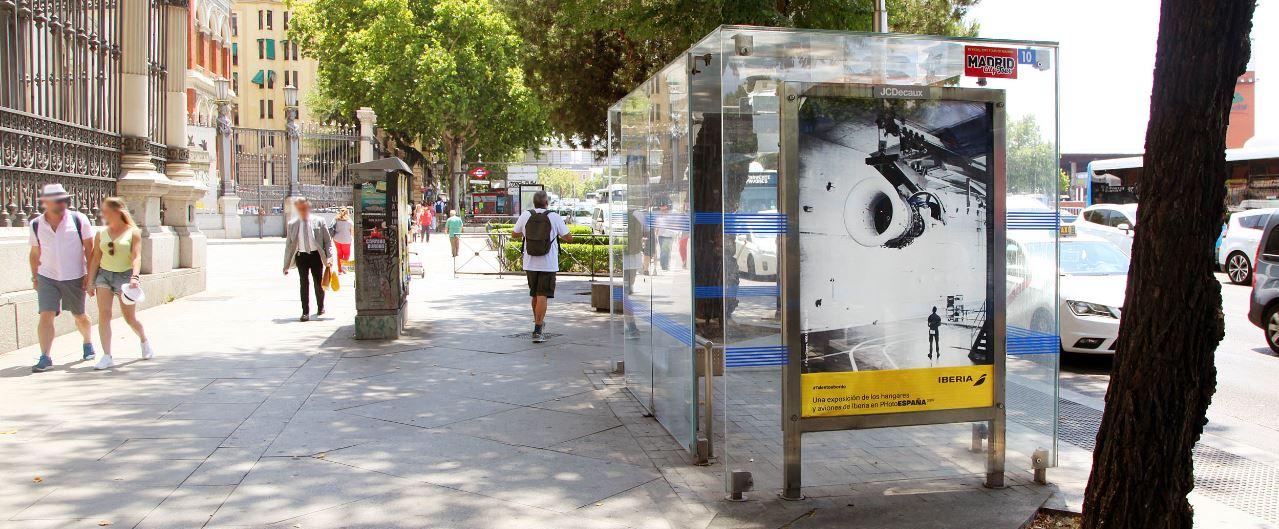 marquesinas-exterior-branded-content-Iberia-PhotoEspaña