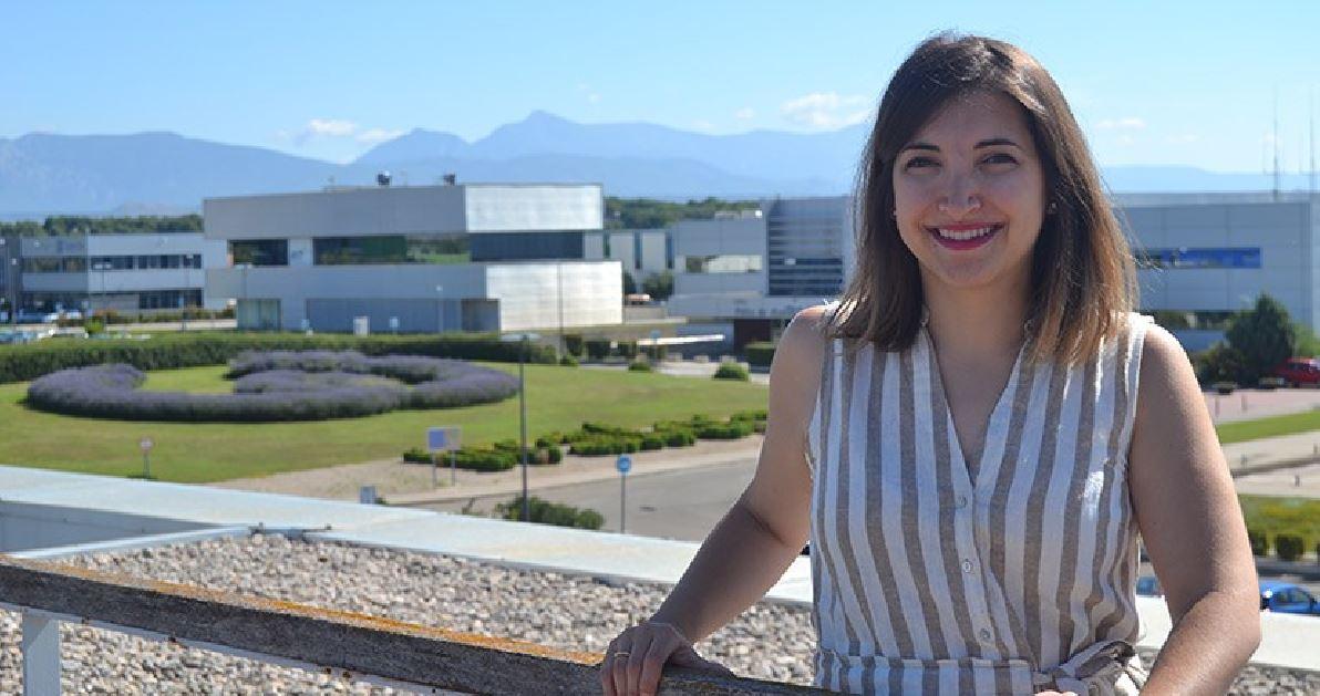 Periodista-oscense-Celia-Garcia-directora-gerente-CEEI-Aragon