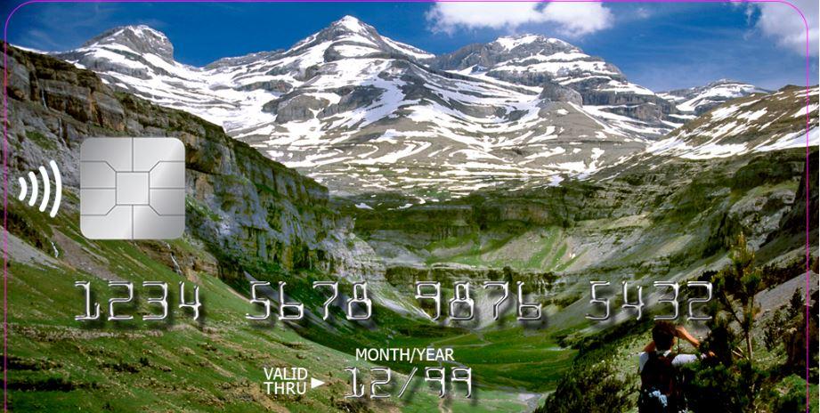Visa-Ordesa-Caja-Rural-Aragon-centenario-parque-nacional