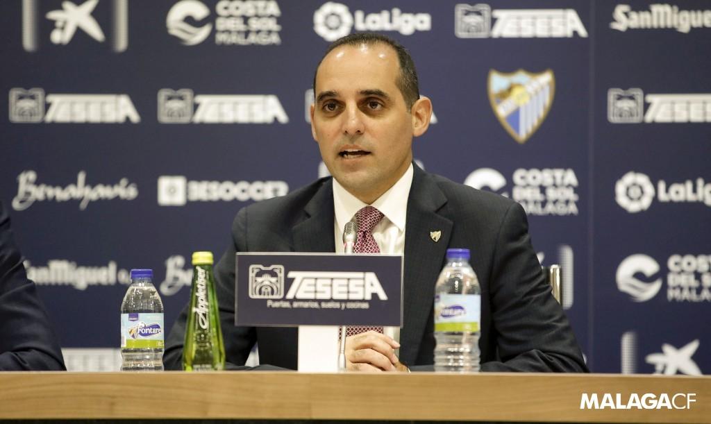 El Málaga despide Comunicación Marketing Ventas