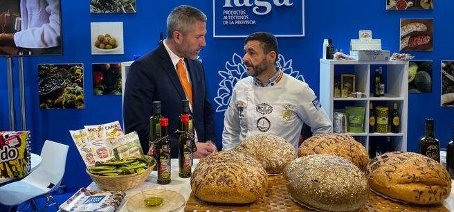 El pan más caro del mundo es de Algatocín