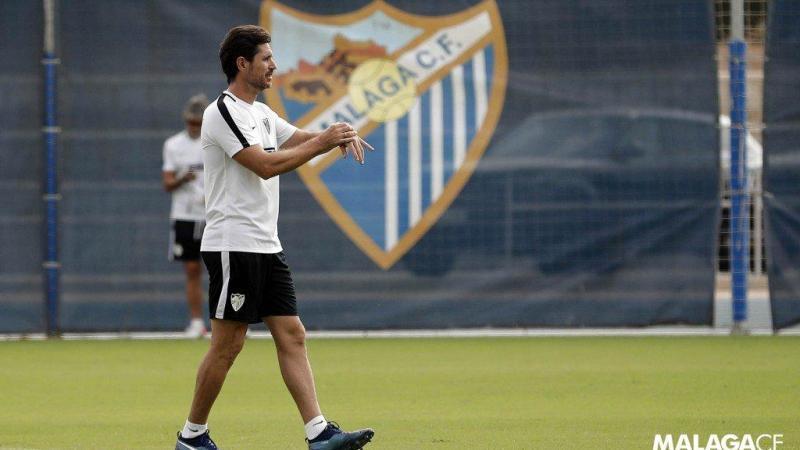 el vídeo erótico del entrenador del Málaga