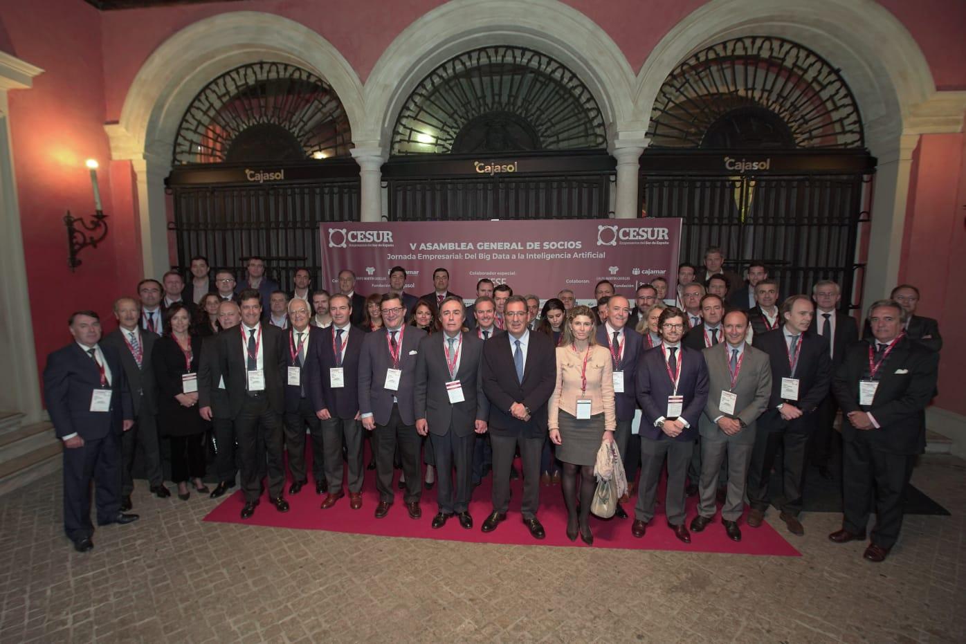 CESUR celebra su V Asamblea de Socios