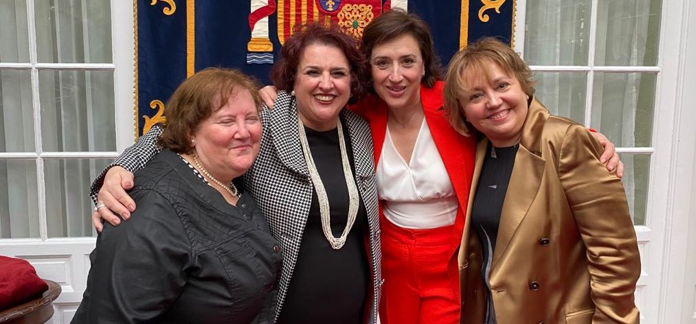 Ángela Maldonado jefa gabinete Delegación del Gobierno Andalucía