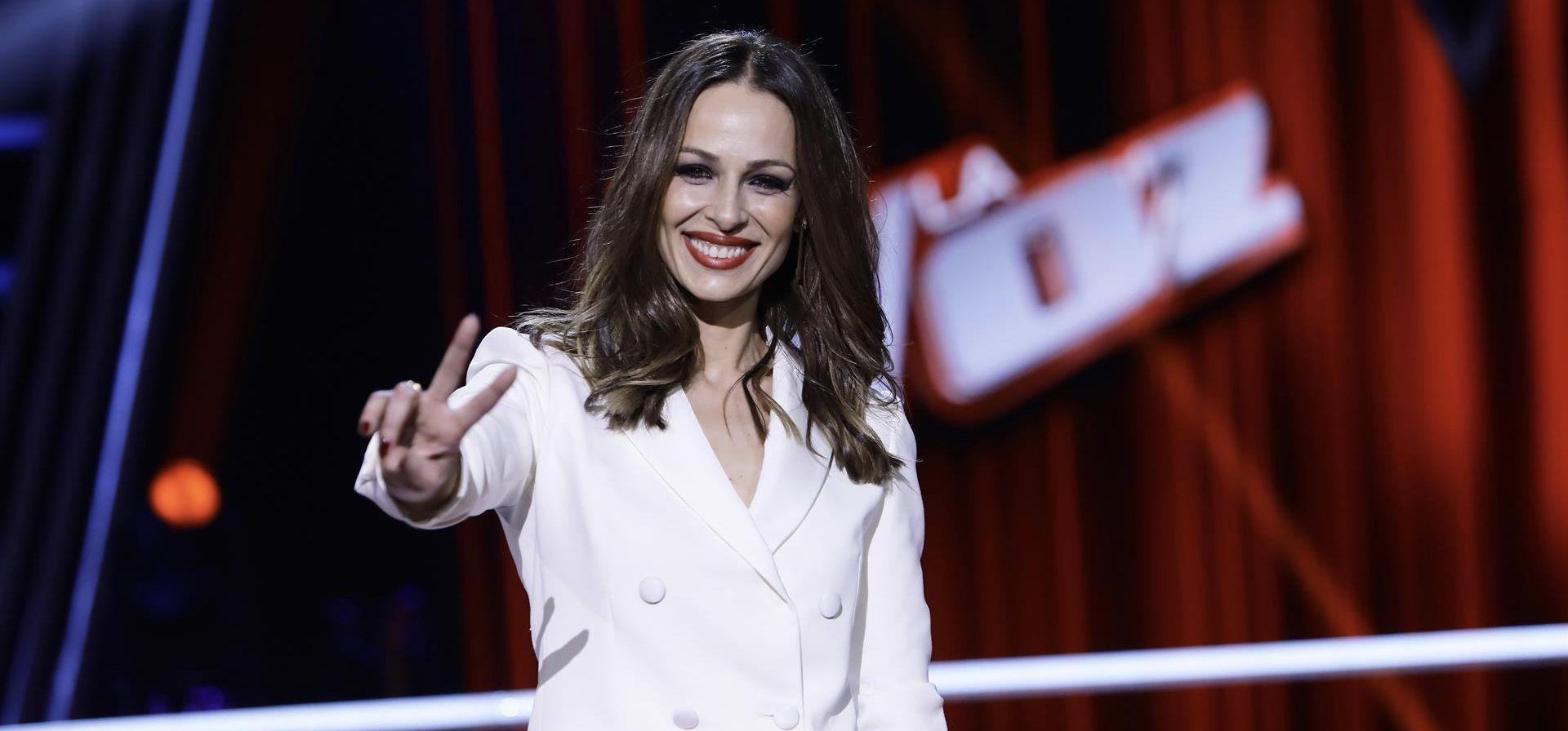 La presentadora de televisión Eva González conducirá el acto institucional del 28F en el Teatro de la Maestranza