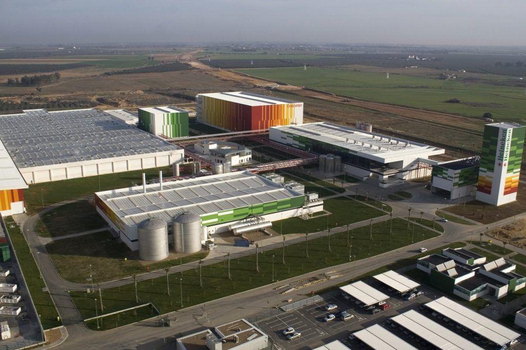 Heineken Iberdrola 100% renovable