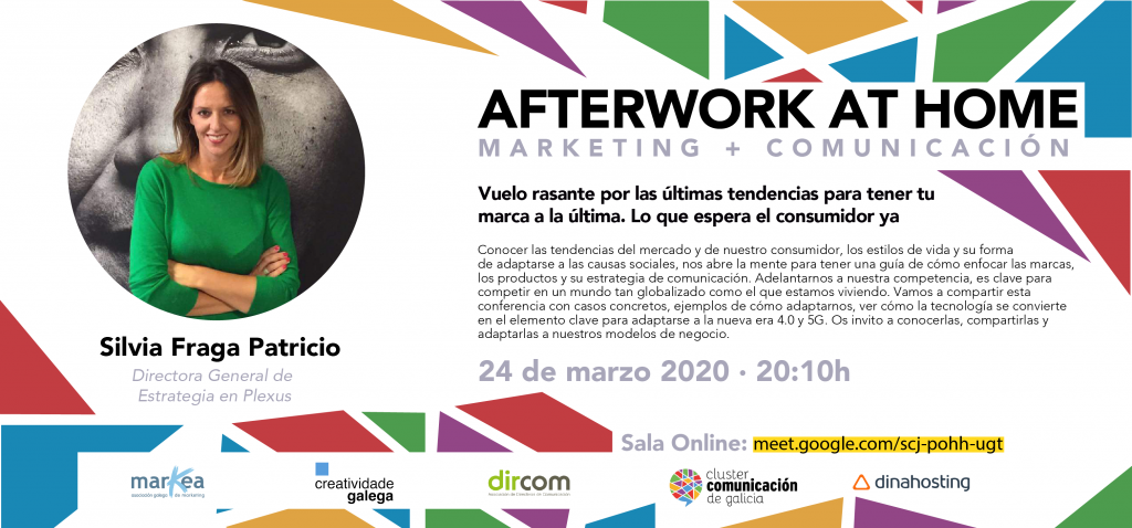 Afterwork at home_Silvia Fraga_Marzo 2020