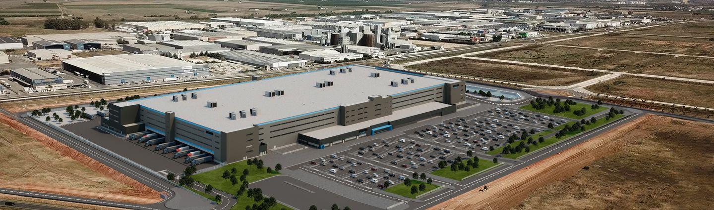 Amazon comenzará en breve con la contratación para el nuevo centro logístico que abrirá en Dos Hermanas antes de verano.