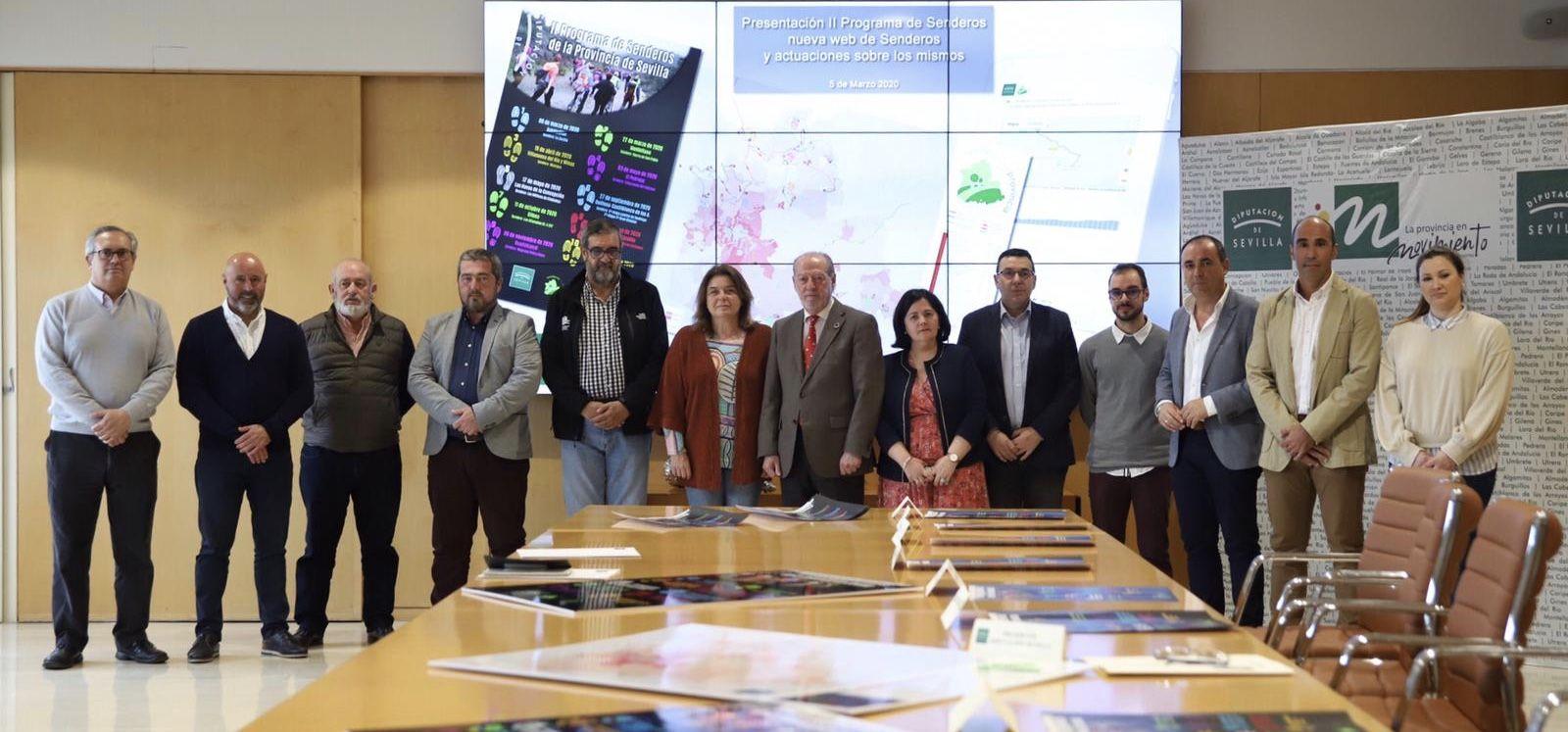 Diputación Sevilla potencia el turismo activo y de naturaleza con una nueva web
