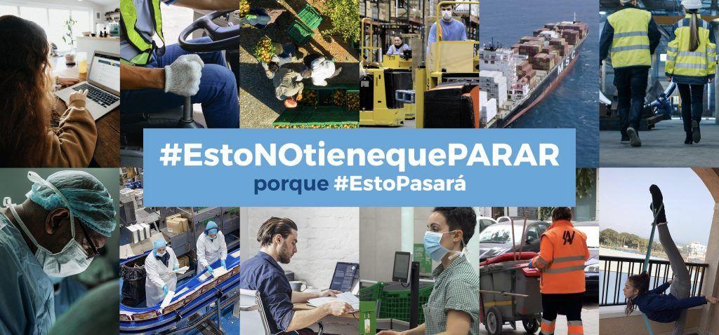 #EstoNOtienequePARAR hace visible el esfuerzo de las empresas en la cadena agroalimentaria eficiente