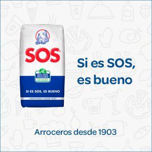 Banner SOS