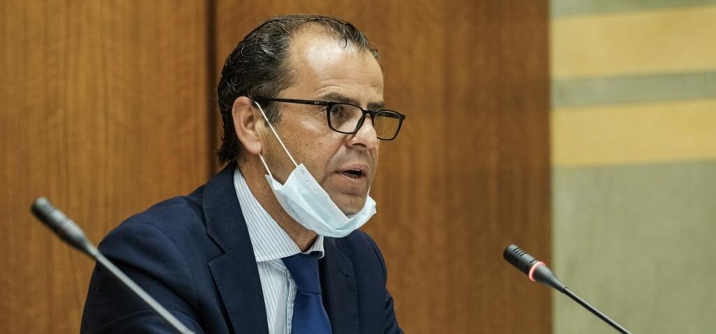 Juande Mellado ha tomado la palabra y ha defendido su gestión y la de los trabajadores. Este ha sido su checkeo particular.