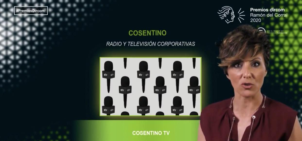 """Se han impuesto en las categorías de evento interno de hasta 500 trabajadores, por la revista de comunicación interna y de """"Radio y Televisión Corporativa""""."""
