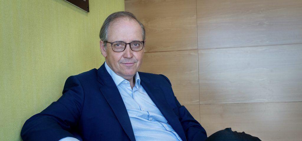Tras ocho años en al frente del Departamento de Compras, el madrileño Pablo Azoitia ha sido designado nuevo director general de Medios.