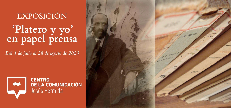 Recuerda la relación del periodista onubense con Juan Ramón Jiménez. Como ejemplo, el periodista portó el féreto del Nobel en su sepelio.
