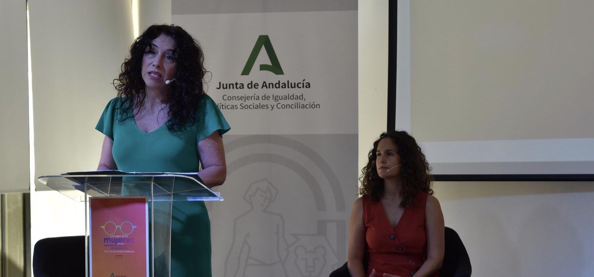 El estudio concluye también que la presencia de las mujeresse concentra en los ámbitos más feminizados, como sociedad y cultura.