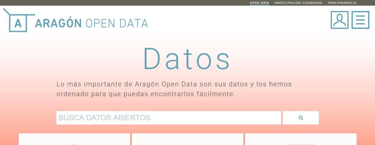 Aragon-open-data