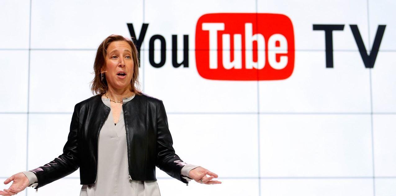 Susan Wojcicki-Youtube