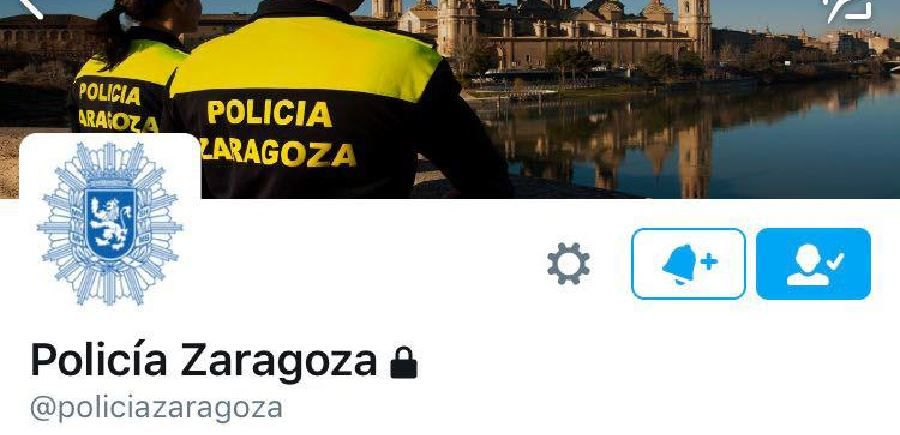 PoliciaZaragozaTwitter