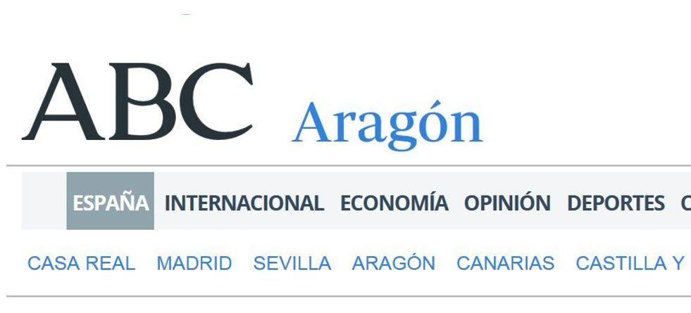 ABC-Aragón