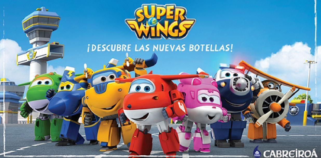 Superwings