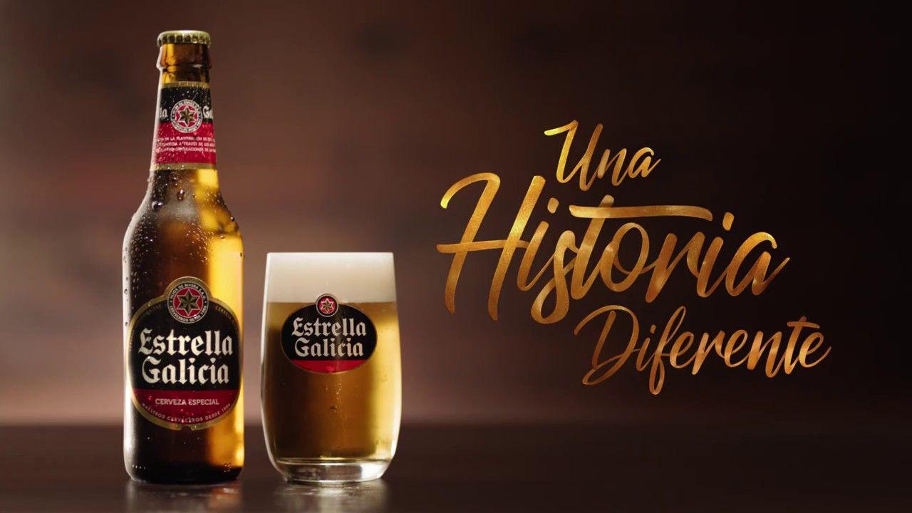 Estrella Galicia cuenta la historia de una cerveza diferente - Agencias y  Medios de Comunicación