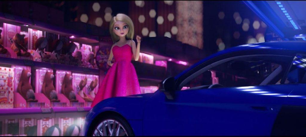 Audi-muñeca