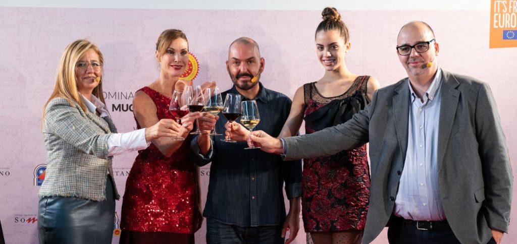 Diseño-Moda-juan-duyos-maridaje-DO-jamon-teruel-vino-somontano
