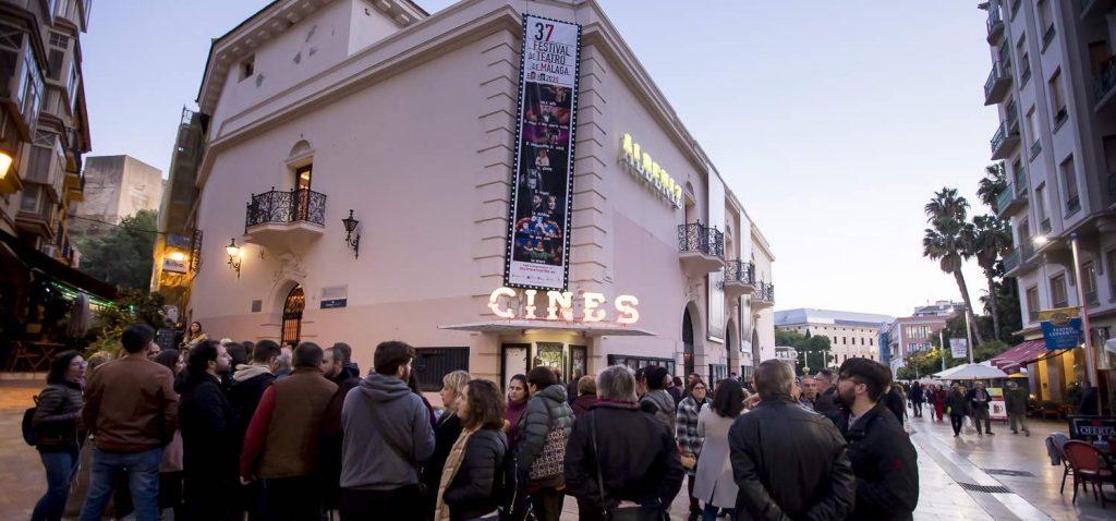 los goya ya triunfan en Málaga