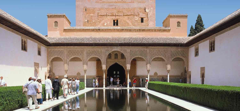 Granada Turismo agencia