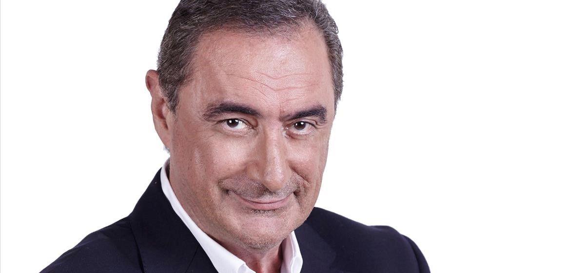 Canal Sur aplaza el programa de Carlos Herrera