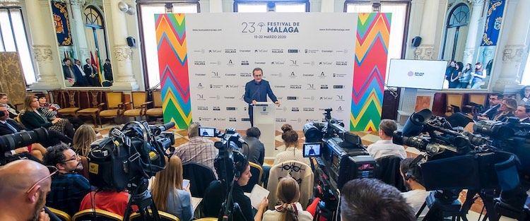 aplazado el festival de cine de Málaga por el coronavirus