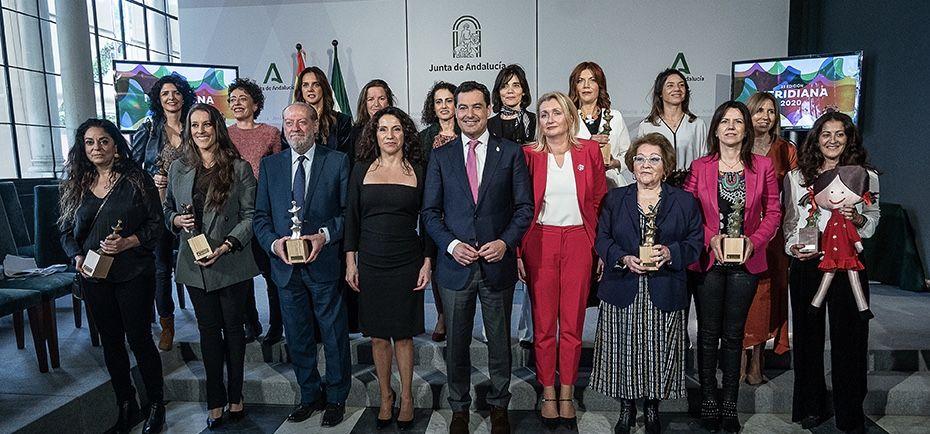 premios meridiana 2020
