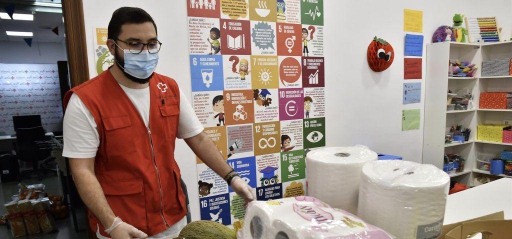 La campaña de recogida se realizará entre el 25 y 28 de junio en más de 200 hipermercados Carrefour de toda España. Participarán voluntarios de Cruz Roja.