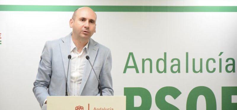 El PSOE Andalucía ha denunciado hoy la contratación de un informe que tras su análisis resulta ser idéntico al utilizado a otro informe del año 2014 y 2016.