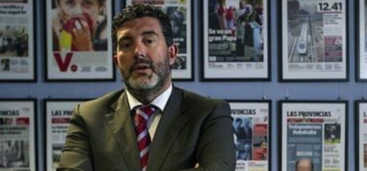 El relevo está más próximo en la cúpula de ABC. Julián Quirós parece contar ya con todos los parabienes de Vocento y de la familia Luca de Tena.