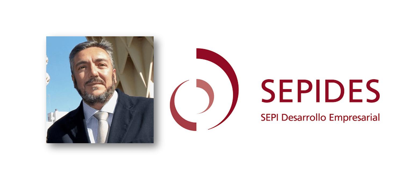 Acaba de incorporarse como Director de Comunicación y Marketing de SEPIDES, la Sociedad de Desarrollo Empresarial dependiente del Ministerio de Hacienda.