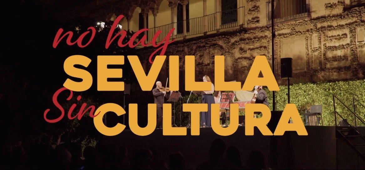 Con el lema 'No hay Sevilla sin cultura, no hay cultura sin ti', muestra una panorámica de la agenda que se desarrolla los 365 días del año.